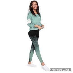 Victoria's Secret PINK Ombré Seamless Leggings